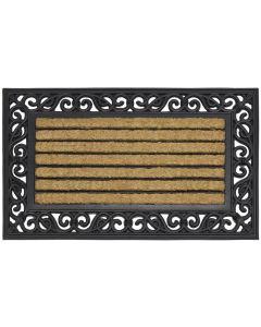 Karina Coir Doormat 45 x 75cm