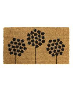 Tree Latex Coir Doormat 40 x 70cm