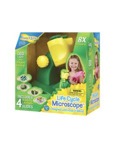 Life Cycle Microscope