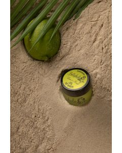 Betty Hula Nourishing lip balm in Lime & Mango
