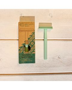 Maui Metal Safety Razor - Green