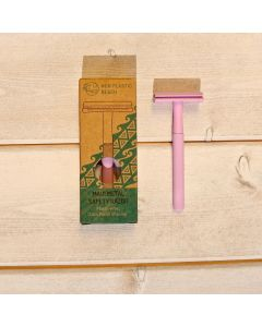 Maui Metal Safety Razor - Pink