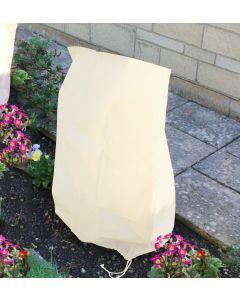 Gardening Naturally Heavy Duty Fleece Bag Pack of 2 (0.8 x 1m)
