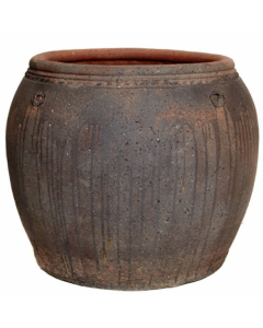 Ironstone Old Bowl Planter