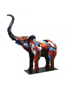 The Elephant Sculture