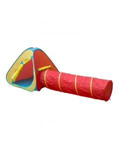 Pop Up Pyramid Adventure Play Tent