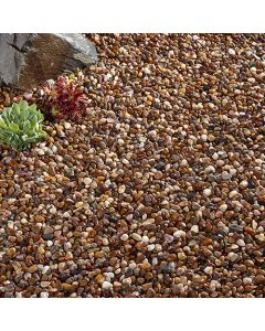 Kelkay Quartzite Pea 10mm Decorative Aggregate, Bulk Bag