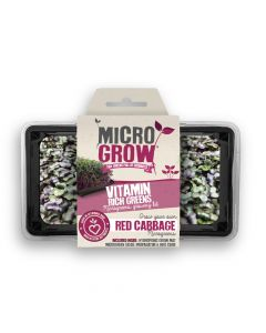 Micro-Grow Kit - Red Cabbage