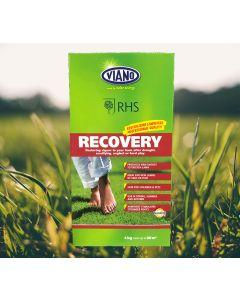 Viano Recovery Organic Lawn Fertiliser 4 KG box
