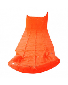 Slip and slide garden toy