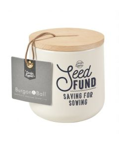 Seed Fund Money Box - Stone FSC 100%