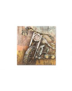 American Chopper - Metal Wall Art