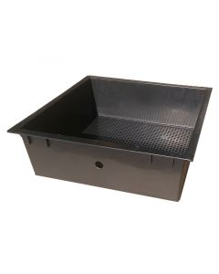Tiger Wormery Sump Holding Tray in Black