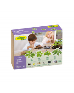 Herbs Garden Growing Play Kit