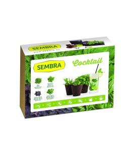 Adult Cocktail Herbs Growing Kit
