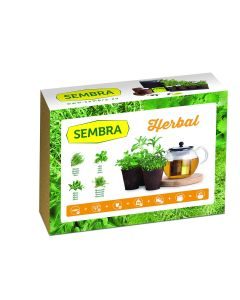 Herbal - Vegetable Garden Kit