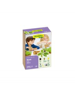 Basil Garden Growing Kit