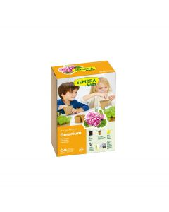 Geraniums - Gardening Kit For Children