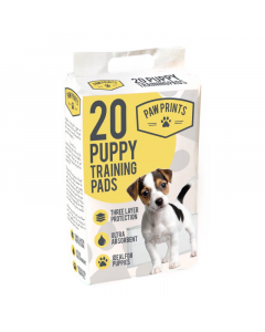 Training Pads for Puppies (20 Pack)