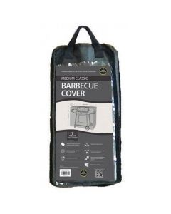 Medium Classic Barbecue Cover Black