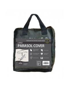 Large Parasol Cover Black