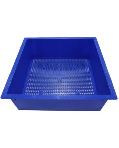 Tiger Wormery Tray in Blue