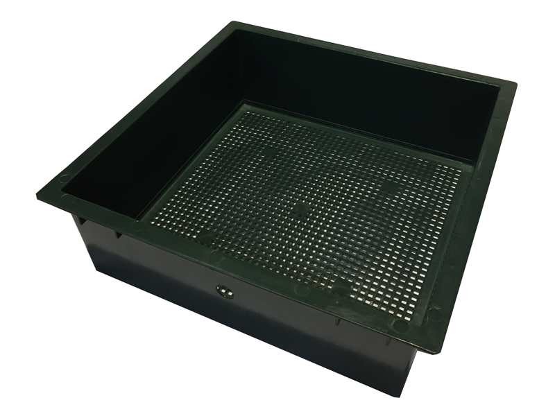 Home & Garden Tiger Wormery Sump Holding Tray in Green