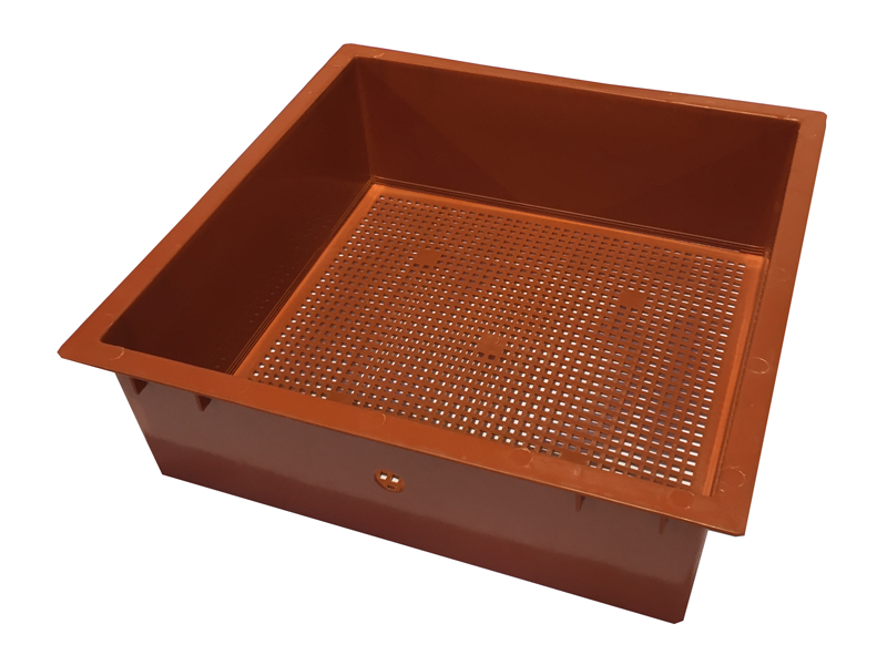 Home & Garden Tiger Wormery Sump Holding Tray in Terracotta