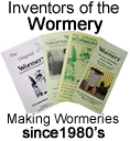 Inventors of the wormery - since 1980's