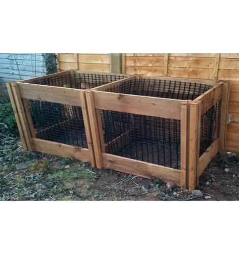 1200-Blackdown-Range-Double-Leaf-Mould-Wooden-Composter