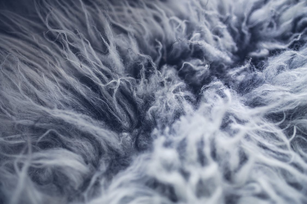 faux fur throws christmas