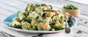 image of potatoes and avocado
