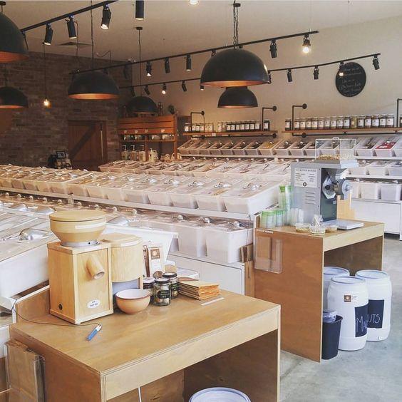 image of zero waste shop