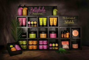 image of vegan and ethical betty hula gift products
